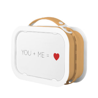 You and Me Lunch Box