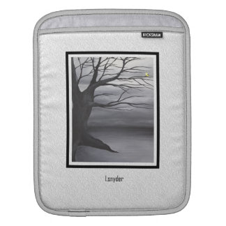 You and Me Oil Painting iPad Sleeves