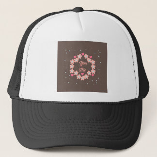 You and Me Trucker Hat