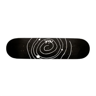 You and the Universe Skateboard Deck