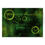 You Are A Beautiful Soul Greeting Card
