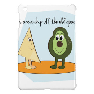 You Are A Chip Off The Old Guac. Case For The iPad Mini