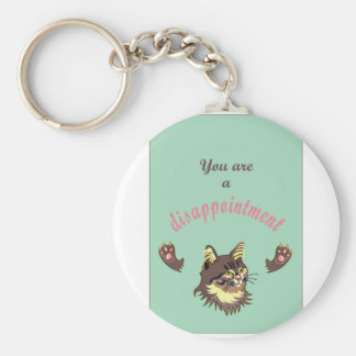 You are a Disappointment Keychain