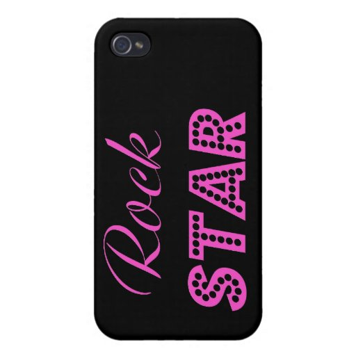 You are a Rock Star iPhone 4/4S Covers