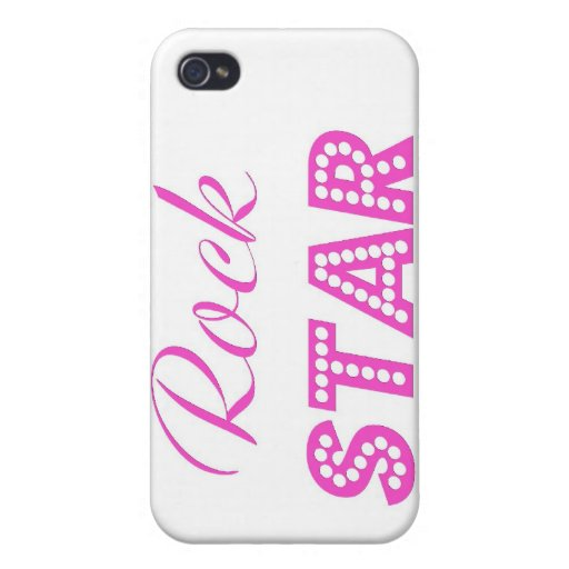 You are a Rock Star Case For iPhone 4