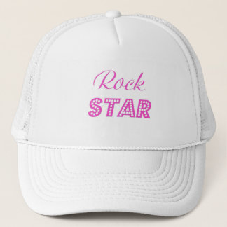 You are a Rock Star Trucker Hat