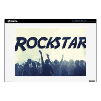 "You are a Rockstar! 13"" Laptop Skins"