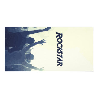You are a Rockstar! Card