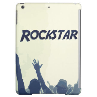 You are a Rockstar! iPad Air Cover