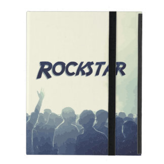 You are a Rockstar! iPad Folio Case