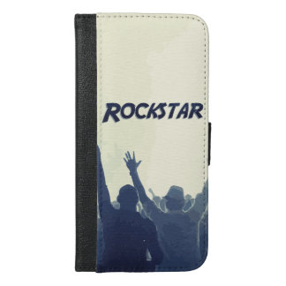 You are a Rockstar! iPhone 6/6s Plus Wallet Case