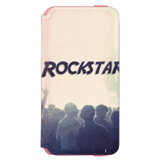 You are a Rockstar! iPhone 6/6s Wallet Case