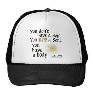 You are a Soul Hats