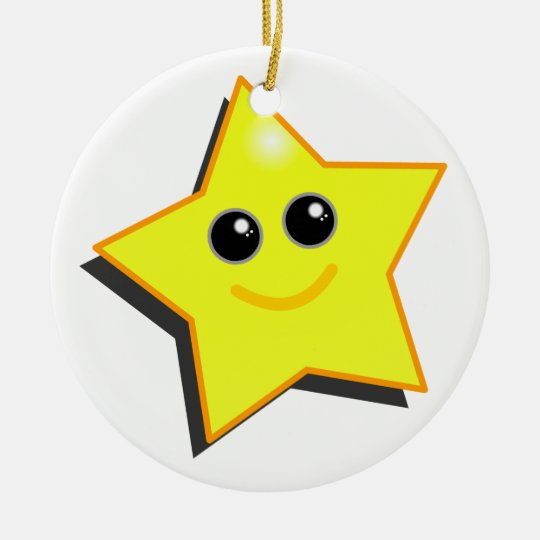 You are a STAR! Ceramic Ornament