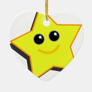 You are a STAR! Ceramic Ornament
