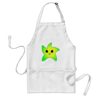 You are a Star - green Adult Apron