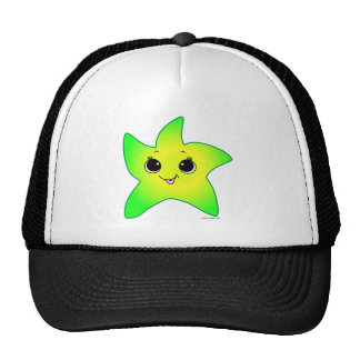You are a Star - green Trucker Hat