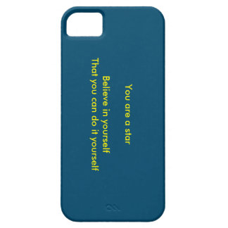 You are a star iPhone SE/5/5s case