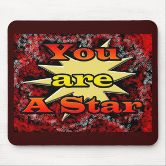 You are a Star Mousepad