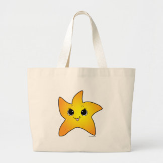 You Are a Star - Yellow Canvas Bag