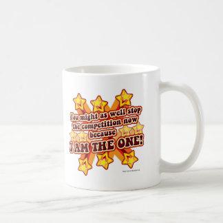 You are a winner! coffee mug