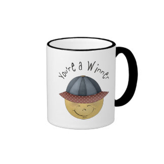 You Are A Winner Coffee Mug