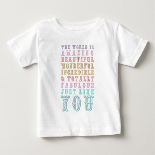 YOU ARE AMAZING BABY T-Shirt