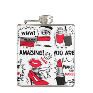 You are amazing flask