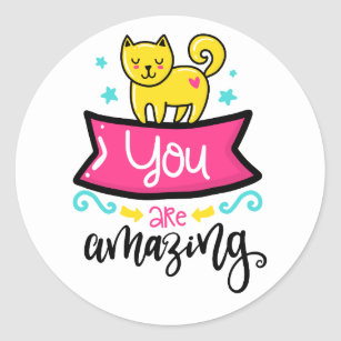 you_are_amazing_kitty_cat_sticker_set-r5