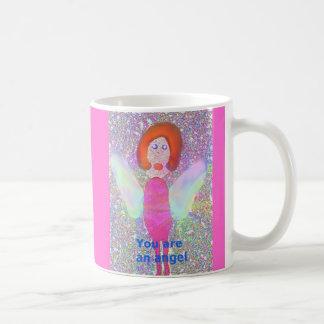 You are an Angel Mug Caregiver Appreciation