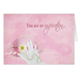 You Are An Inspiration Greeting Card