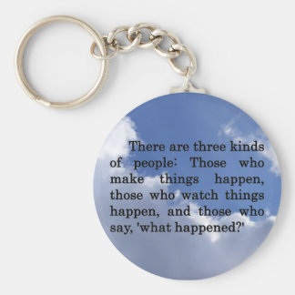 You are Appreciated Basic Round Button Keychain