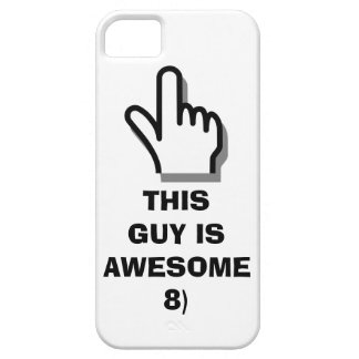 You are AWESOME! iPhone SE/5/5s Case