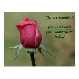 You are beautiful! postcard