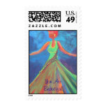 You Are Beautiful US Postage Stamps
