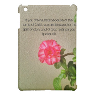 You are blessed - Christian iPad mini case