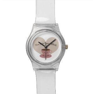 You Are Brewtiful Wristwatch