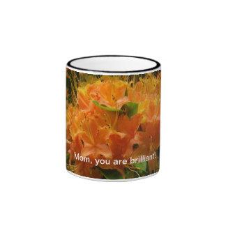 You are Brilliant Ringer Mug
