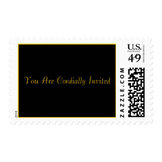 You Are Cordially Invited Postage