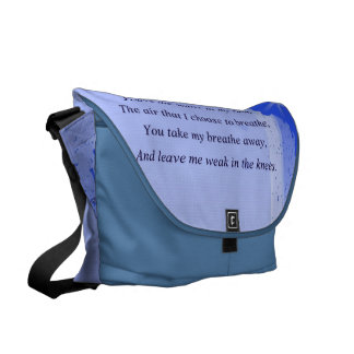You Are Courier Bag