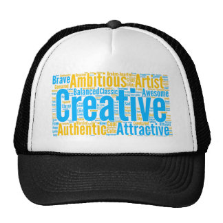 You are Creative! Trucker Hat