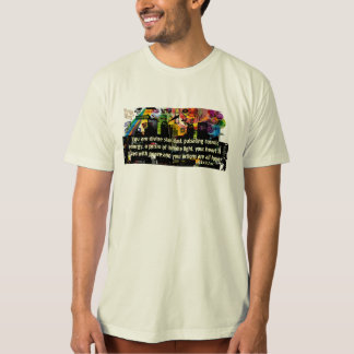 You are divine star dust, pulsating... t-shirt