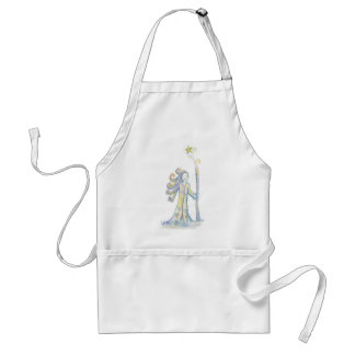 You are empowered adult apron