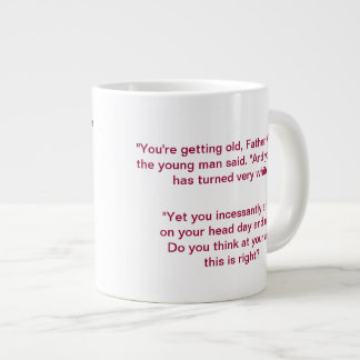You are getting Old Father Williams Mug