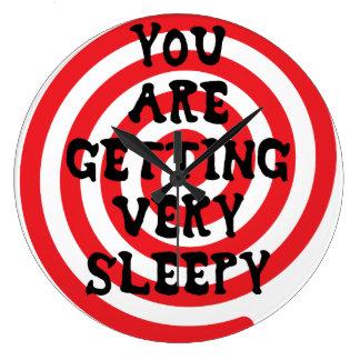 You Are Getting Very Sleepy Clock