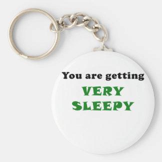You are getting very Sleepy Keychain