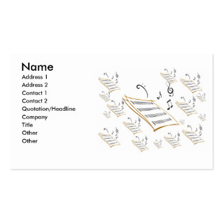 You are Gifted_ Business Card