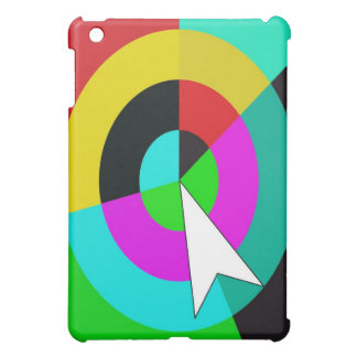 You Are Here Color Rings iPad Mini Case