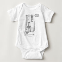 You Are Here (Geological Age Earth's History) Shirts