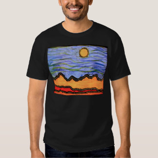 """YOU ARE HERE, Graphic:  """"1987 MAC"""" BY RT Stone Shirt"""